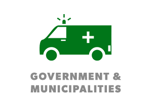 Government and Municipalities