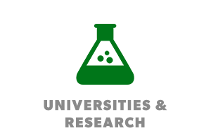 Universities and Research